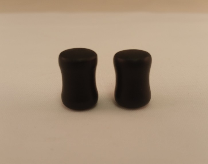 Ebony wood plugs 00g wingnut tattoo and piercing st for Tattoo shops in st cloud mn