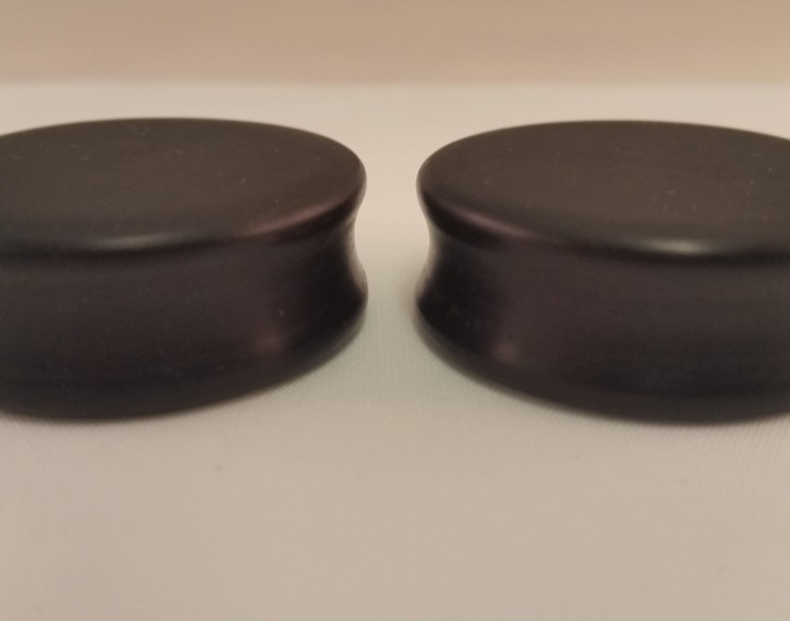 Ebony wood plugs 1 1 2 wingnut tattoo and piercing for Tattoo shops in st cloud mn